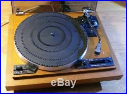 Rare Vintage Garrard DD75 Direct Drive Stereo HiFi Record Player Turntable