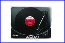 Record Player Drive Turntable with USB Bluetooth Streaming Belt Convert Vinyl