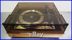 Record player Plattenspieler Dual CS32 1218 mit Klappschiebehaube + Wechselachse