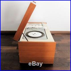 Restored! BRAUN SK6 Phonosuper Tube Radio Record Player Turntable Bluetooth RC4