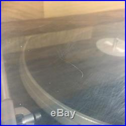 Retro PYE Hifi Sound Project 5877 Turntable Philips 977 Record Player Turntable