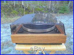 SONY PS5520 Full Auto Recordplayer Turntable Vintage in s. G. Zustand, Very Rare