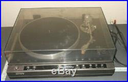 SONY PS-X70 Record Player Turntable