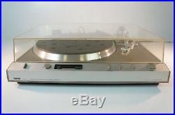 Saba PSP 244 Plattenspieler Turntable Record Player Direct Drive gecheckt