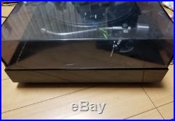 Sansui SR-929 Quartz-Servo Direct Drive Record Player Turntable