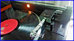 Sony BioTracer PS-X555ES Digitally controlled automatic record player turntable
