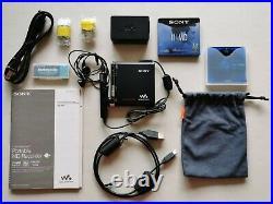 Sony MZ-RH1 Hi-MD Walkman Minidisc Player Recorder
