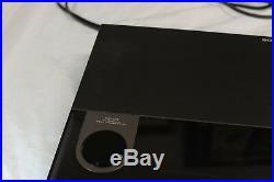 Sony PS-Q3 Record Player/ Turtable Mini Retro Vintage 80's Rare SERVICED