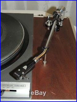 Sony Ps 3000a Turntable Record Player Pua-286 Tonearm Audiophile Rare Beauty