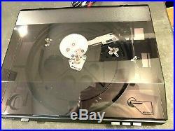 Sony USB Stereo Turntable Black PSLX300USB