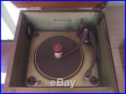 Stromberg Carlson Console Radio/collaro Record Player