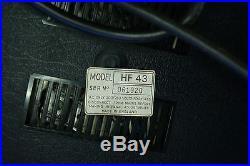 Superb Fidelity Hf43 Vintage Record Player Working Order