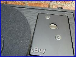Systemdek IIX 900 Vintage Vinyl Turntable Record Player Deck (NO TONEARM)