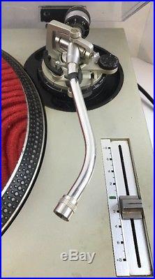 Technics SL-1200MK2 Direct Drive DJ Turntable Record Player