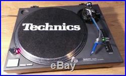 Technics SL 1210 MK2 Direct Drive Stereo HiFi DJ Turntable Record Player
