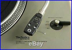 Technics SL-1500 Turntable Direct Drive Record Player