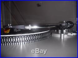 Technics Semi Auto Direct Drive SL-D2 Turntable Record Player, Serviced