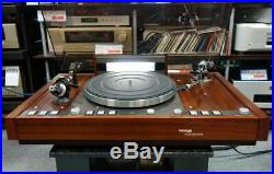 Thorens TD226 TP16 SME 3012R Turntable Record Player Home Audio Rare