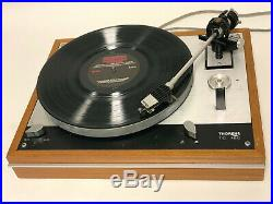 Thorens TD-160 Classic Turntable Record Player with Pickering V15 Micro IV