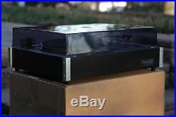 Thorens Td 104 Custom Vintage Turntable Record Player Vinyl Stereo Used