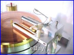 Tr1tium Air Bearing Tonearm Phono Turntable Lp Record Player Phonograph I