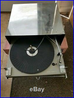 VINTAGE B&N 16 33 45 78 RPM CAR Truck Accy RECORD PLAYER Model Cruising Music