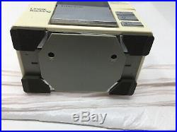 VINTAGE SONY TURNTABLE PORTABLE PS-F5 LINEAR TRACKING JAPAN Record Player REPAIR