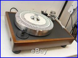 VPI Classic 1 Turntable Record Player JMW 10.5i SE Memorial Tonearm