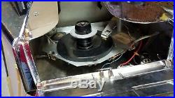 Vintage 1950s-60s Refurbished ARC Model 1000 Automobile Car 45 Record Player