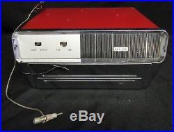 Vintage 1960's ARC 2500 Under Dash Car Automobile Record Player D266