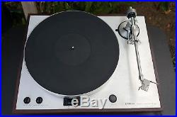 Vintage LUXMAN PD-289 Turntable Record Player LP Works READ