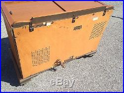Vintage Magnavox Wooden Radio Stereo Record Player Cabinet Console Speaker Phono