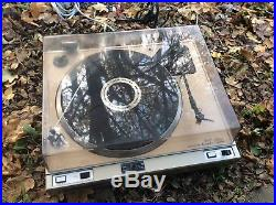 Vintage Marantz TT2000 Auto Return Direct Drive Record Player Ship Worldwide
