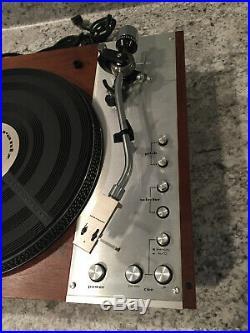 Vintage Marantz Turntable Record Player Model 6300