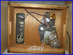 Vintage Pioneer PL-41 Belt Drive Turntable Record Player Japan