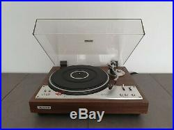 Vintage Pioneer PL-530 Stereo Turntable / Record Player / Rare / Hifi