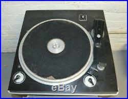 Vintage RCA Broadcast Broadcasting Turntable Record Player idler drive BQ Series