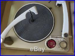 Vintage RCA Victrola Victor Orthophonic HiFi Record Player Phonograph
