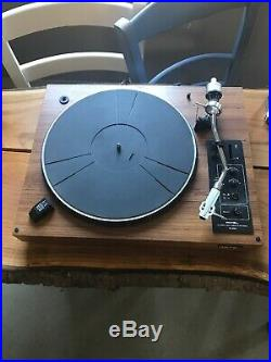 Vintage Rotel Rp-2500 Turntable Record Player Very Nice Works Great