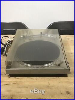 Vintage Sony PS-333 Stereo Turntable Record Player Hifi Direct Drive Automatic