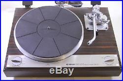 Vintage Turntable Yamaha YP-D71 DD Quartz PLL Record Player