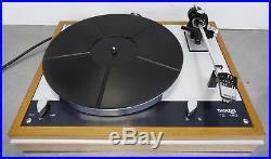 Vintage hifi record player Thorens TD160 turntable Ortofon FF15X MKII