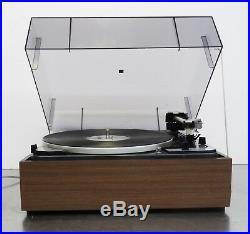 Vintage hifi turntable Record player CS 10 DUAL 1010 Plattenspieler