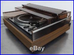 Vintage hifi turntable record player Vollautomatik Plattenspieler Dual 1228 CS34