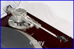 Vintage turntable Denon DP-62L record player. DD Servo Controlled. Original box