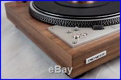 Vintage turntable Pioneer PL-530 DD Full Auto record player
