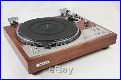 Vintage turntable Pioneer PL-530 Direct Drive Full Auto record player