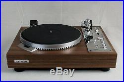 Vintage turntable Pioneer PL-570 Full Auto DD Quartz Lock record player