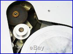 Vintage turntable Record player Design Dieter Rams Braun PS 500 DEFEKT