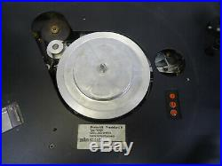 Vintage turntable Record player Design Dieter Rams Braun PS 500 Plattenspieler